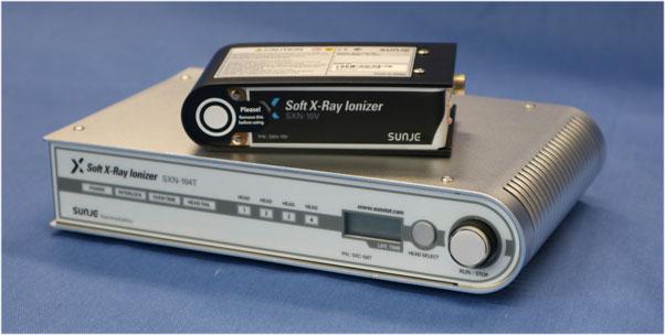 軟X線照射式イオナイザー