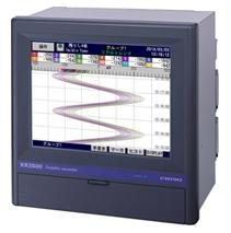 ペーパーレスレコーダー KR3S00シリーズ