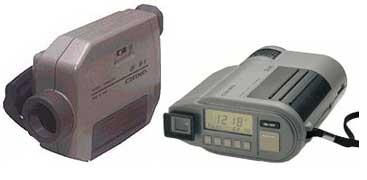 携帯型放射温度計
