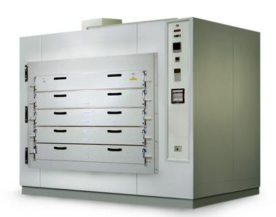 トレー式エージング炉