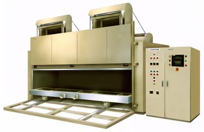 乾燥機 熱処理炉 熱風循環 オーブン