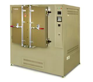 熱風循環・強制排気式高温槽