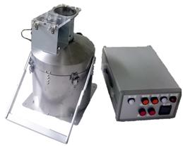 デミスタ試験用蒸気発生器