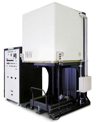 炉底昇降式電気炉 NLV/NHVシリーズ