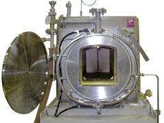 雰囲気式電気炉 SKMシリーズ