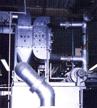 ヒートパイプ式熱交換器