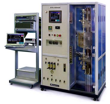 燃料電池発電評価装置 単セル燃料電池評価