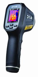 サーマルイメージ放射温度計