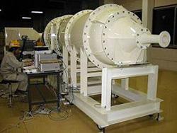 排ガス用触媒担体圧損試験装置