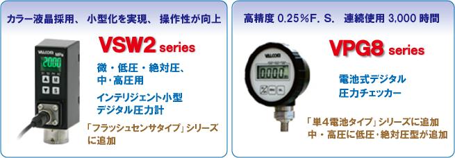 インテリジェント圧力計
