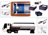 圧力管理および積載重量管理