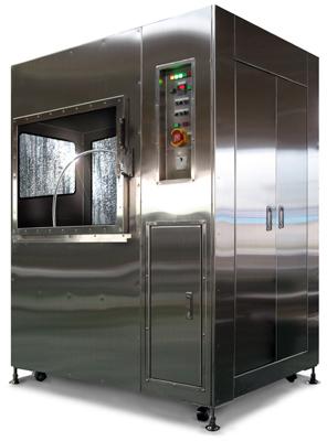 防水試験装置 散水試験 滴水試験 電気器具の外郭による保護構造の等級
